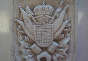 Bassorilievo in marmo