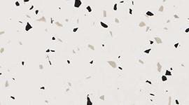 Lavorazione Quarzo Colore Terrazzo White