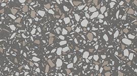 Lavorazione Quarzo Colore Grey Gloss